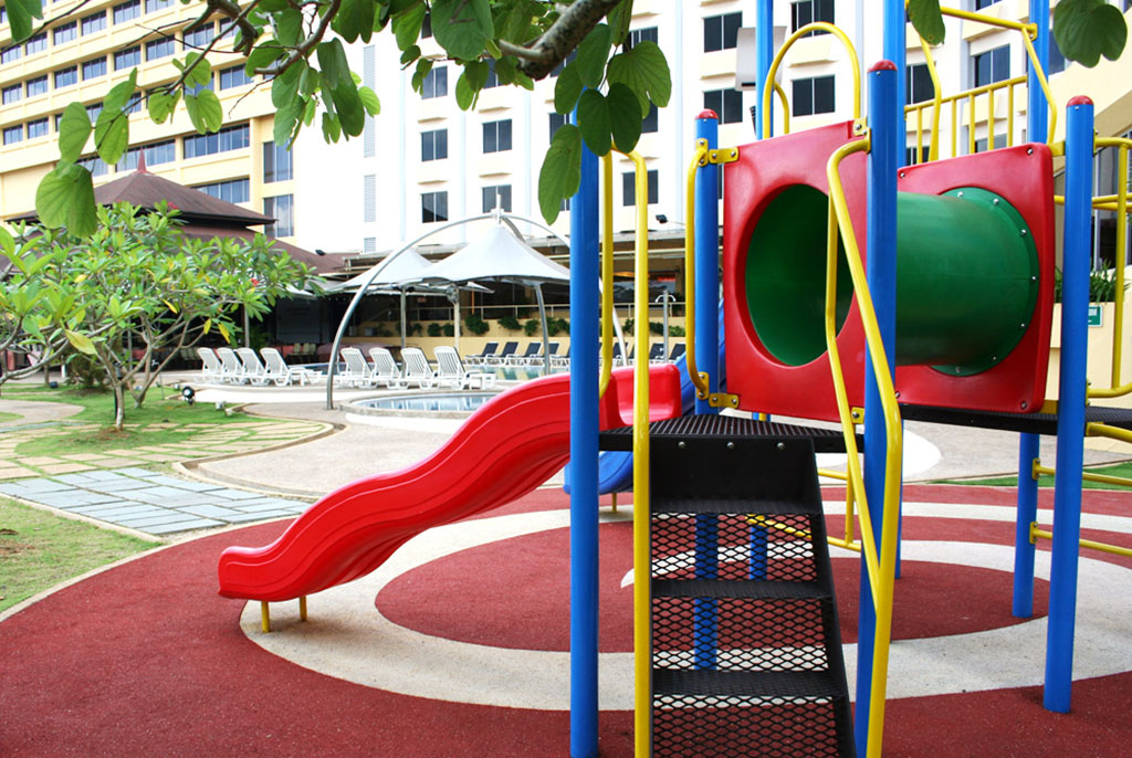 Children Pool Playground