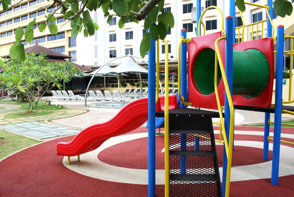 Children Pool Playground