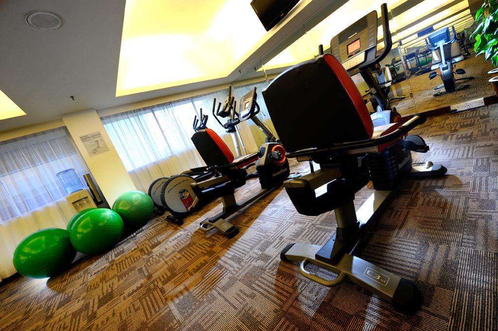 Cardio Exercise Room