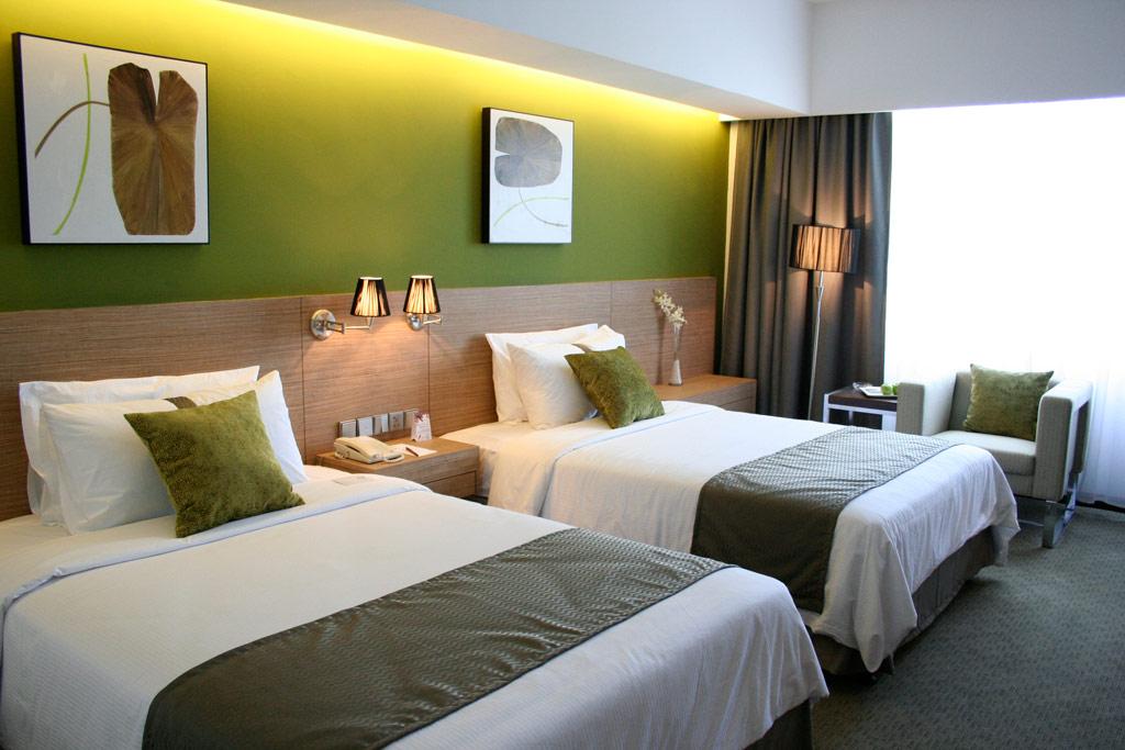 Rooms Grand Margherita Hotel